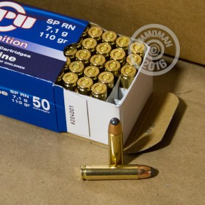 Picture of .30 CARBINE PRVI PARTIZAN 110 GRAIN SP (50 ROUNDS)