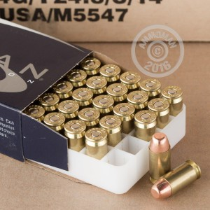 Picture of .45 ACP SPEER LAWMAN 230 GRAIN TMJ (50 ROUNDS)