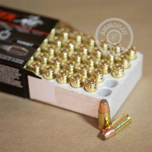 Picture of 9MM LUGER WINCHESTER SUPER CLEAN 105 GRAIN JSP (50 ROUNDS)