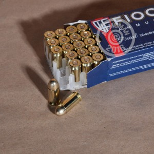 Picture of 45 ACP FIOCCHI 230 GRAIN FULL METAL JACKET (50 ROUNDS)