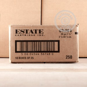 "Picture of 20 GAUGE ESTATE GAME AND TARGET 2-3/4"" 7/8 OZ. #8 SHOT (25 ROUNDS)"