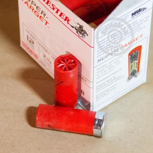 "Picture of 12 GAUGE WINCHESTER SUPER TARGET 2-3/4"" #8 SHOT (25 ROUNDS)"