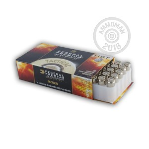 Picture of 9MM LUGER FEDERAL PREMIUM LAW ENFORCEMENT 147 GRAIN HST JHP (1000 ROUNDS)