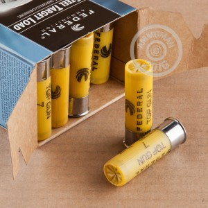 """Picture of 20 GAUGE FEDERAL STEEL SHOT 2-3/4"""" #7 SHOT (25 ROUNDS)"""