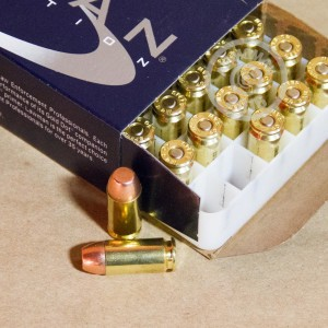 Picture of 40 S&W SPEER LAWMAN 165 GRAIN TMJ (1000 ROUNDS)