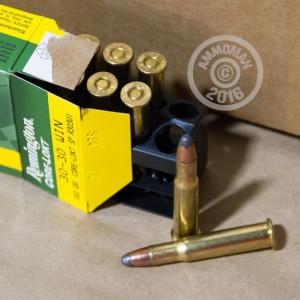 Picture of 30-30 REMINGTON CORE-LOKT 150 GRAIN SP (200 ROUNDS)