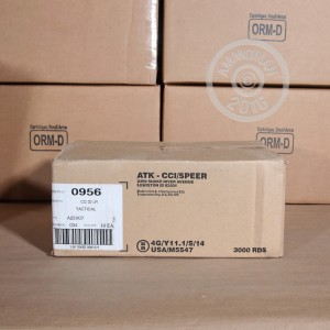 Picture of 22 LR CCI AR-TACTICAL 40 GRAIN COPPER PLATED ROUND NOSE (300 ROUNDS)