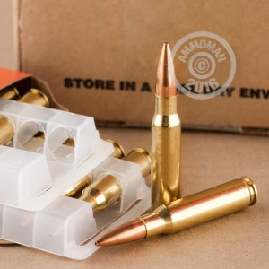 Picture of 308 Federal Premium Sierra Match King Gold Medal 168 gr HPBT (20 Rounds)