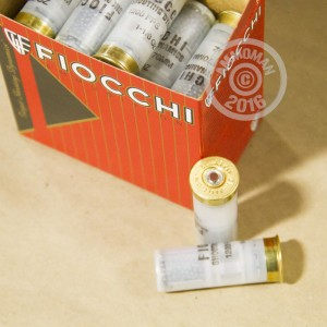 """Picture of 12 GAUGE FIOCCHI HEAVY TARGET SHOOTING DYNAMICS 2-3/4"""" 1 1/8 OUNCE #8 SHOT (250 ROUNDS)"""