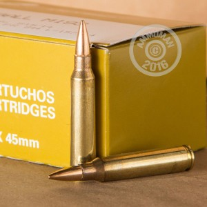 Picture of 5.56x45MM CBC 55 GRAIN FMJ M193 (50 ROUNDS)