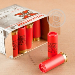 "Picture of 12 GAUGE WINCHESTER SUPER-X GAME LOADS 2-3/4"" 1 OZ. #8 SHOT (25 ROUNDS)"