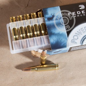Picture of 308 WIN FEDERAL POWER SHOK 150 GRAIN SP (200 ROUNDS)