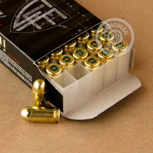 Picture of 9MM MAKAROV FIOCCHI 95 GRAIN FMJ (50 ROUNDS)