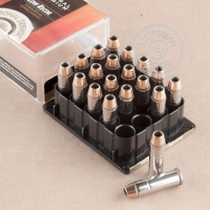 Picture of 38 SPECIAL FEDERAL HYDRA-SHOK 110 GRAIN JHP (20 ROUNDS)
