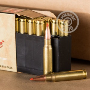 Picture of 308 WINCHESTER HORNADY CUSTOM LITE 125 GRAIN SST REDUCED RECOIL (200 ROUNDS)