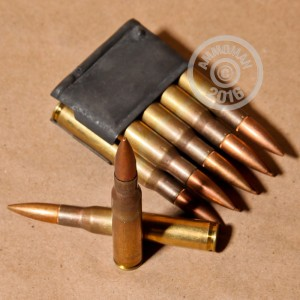 Picture of 30-06 SPRINGFIELD SURPLUS 150 GRAIN FULL METAL JACKET FROM PAKISTAN (320 ROUNDS)