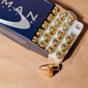 Picture of 9MM LUGER SPEER LAWMAN 115 GRAIN TMJ (1000 ROUNDS)
