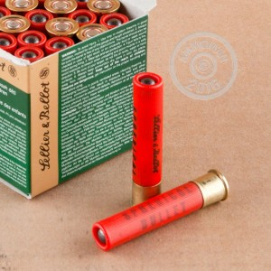 """Picture of .410 BORE SELLIER & BELLOT 2-1/2"""" 000 BUCK (500 ROUNDS)"""
