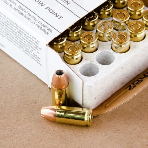 Picture of 9MM LUGER WINCHESTER 115 GRAIN JHP (500 ROUNDS)