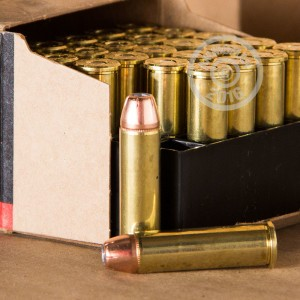 Picture of 357 MAGNUM HORNADY 158 GRAIN XTP JHP (25 ROUNDS)