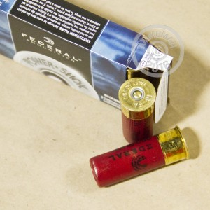 "Picture of 12 GAUGE 000 BUCK - FEDERAL POWER-SHOK 2-3/4"" (250 SHELLS)"