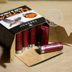 "Picture of 12 GAUGE FEDERAL ULTRA CLAY & FIELD 2-3/4"" #7.5 SHOT (25 ROUNDS)"