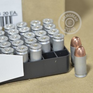 Picture of .45 ACP CCI BLAZER 230 GRAIN FMJ (1000 ROUNDS)