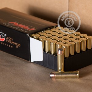 Picture of 357 MAGNUM PMC 158 GRAIN JSP (1000 ROUNDS)