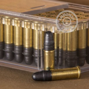 Picture of 22 LR CCI STANDARD VELOCITY 40 GRAIN LRN (5000 ROUNDS)