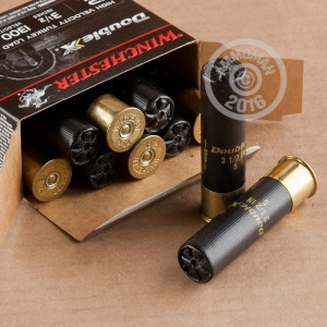 """Picture of 12 GAUGE WINCHESTER DOUBLE X 3-1/2"""" 2 OZ. #5 COPPER PLATED HARD SHOT (10 ROUNDS)"""
