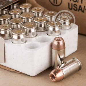 Picture of 45 ACP WINCHESTER PDX1 DEFENDER 230 GRAIN JHP (200 ROUNDS)