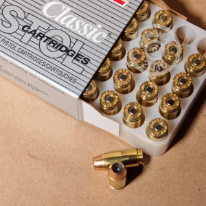 Picture of .40 S&W FEDERAL HI SHOK 155 GRAIN JHP (1000 ROUNDS)