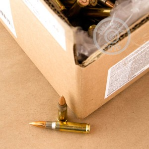 Picture of 7.62X51MM LAKE CITY 149 GRAIN FMJ (500 ROUNDS)