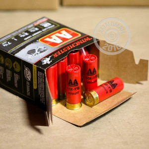 "Picture of 12 GAUGE WINCHESTER AA XTRA-LITE TARGET 2-3/4"" 1 OZ. #7-1/2 SHOT (25 ROUNDS)"