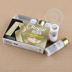 "Picture of 12 GAUGE RIO ROYAL BUCK LOW RECOIL 2 3/4"" 00 BUCKSHOT 9P (25 ROUNDS)"