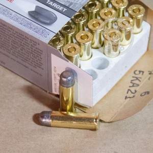 Picture of 38 SPECIAL WINCHESTER SUPER-X COWBOY ACTION 158 GRAIN LFN (50 ROUNDS)
