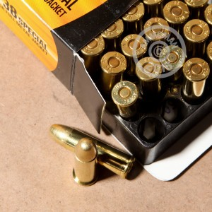 Picture of .38 SPECIAL ARMSCOR 158 GRAIN FMJ (1000 ROUNDS)