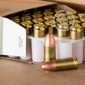 Picture of 9MM LUGER ESTATE 115 GRAIN FMJ (1000 ROUNDS)