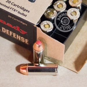 Picture of 44 SPECIAL HORNADY CRITICAL DEFENSE 165 GRAIN FTX JHP (20 ROUNDS)