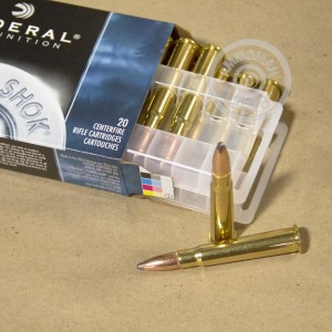 Picture of 303 BRITISH FEDERAL POWER-SHOK 150 GRAIN SP (20 ROUNDS)