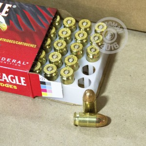Picture of .45 GAP FEDERAL 230 GRAIN FULL METAL JACKET (1000 ROUNDS)