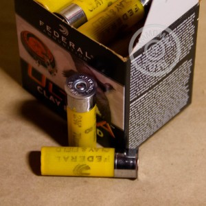 """Picture of 20 GAUGE FEDERAL ULTRA HEAVY FIELD & CLAY 2-3/4"""" #8 SHOT (25 ROUNDS)"""