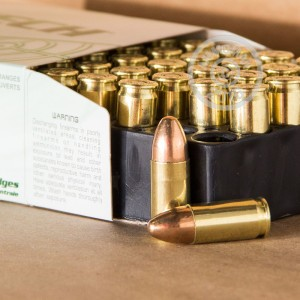 Picture of 9MM LUGER MAGTECH CLEAN RANGE 124 GRAIN FEB (50 ROUNDS)