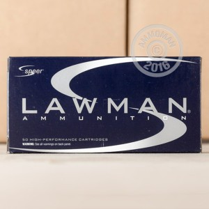 Picture of 45 ACP +P SPEER LAWMAN 200 GRAIN TMJ (50 ROUNDS)