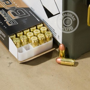 Picture of .45 ACP CCI BLAZER BRASS 230 GRAIN FMJ IN AMMOCAN (200 ROUNDS)