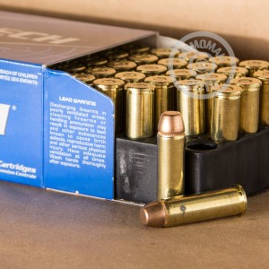 Picture of 38 SPECIAL MAGTECH 125 GRAIN FMC FLAT (50 ROUNDS)