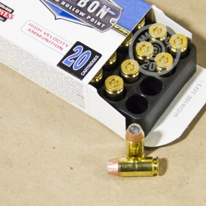 Picture of 40 S&W CORBON 165 GRAIN JHP (20 ROUNDS)