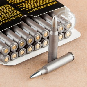 Picture of 223 REMINGTON TULA 55 GRAIN HP (20 ROUNDS)