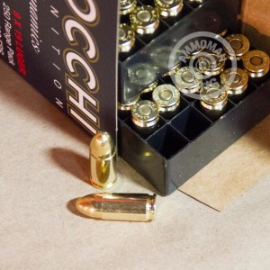 Picture of 9MM LUGER FIOCCHI RANGE PACK 115 GRAIN FMJ (250 ROUNDS)