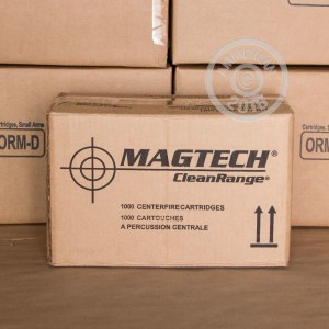 Picture of 9MM LUGER MAGTECH 115 GRAIN FMJ (50 ROUNDS)